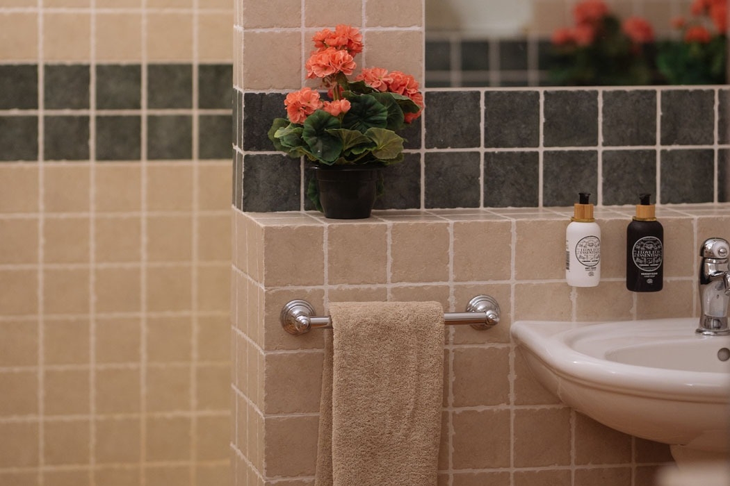 Van Gogh bathroom 2