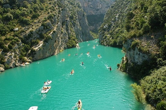 The Gorges Du Verdon Bastide Avellanne
