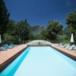 Bastide Avellanne swimming pool , pool area