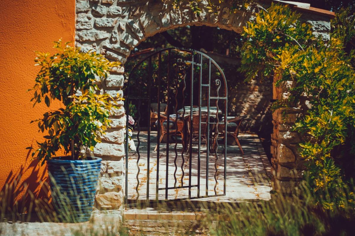 Garden - Bastide Avellanne