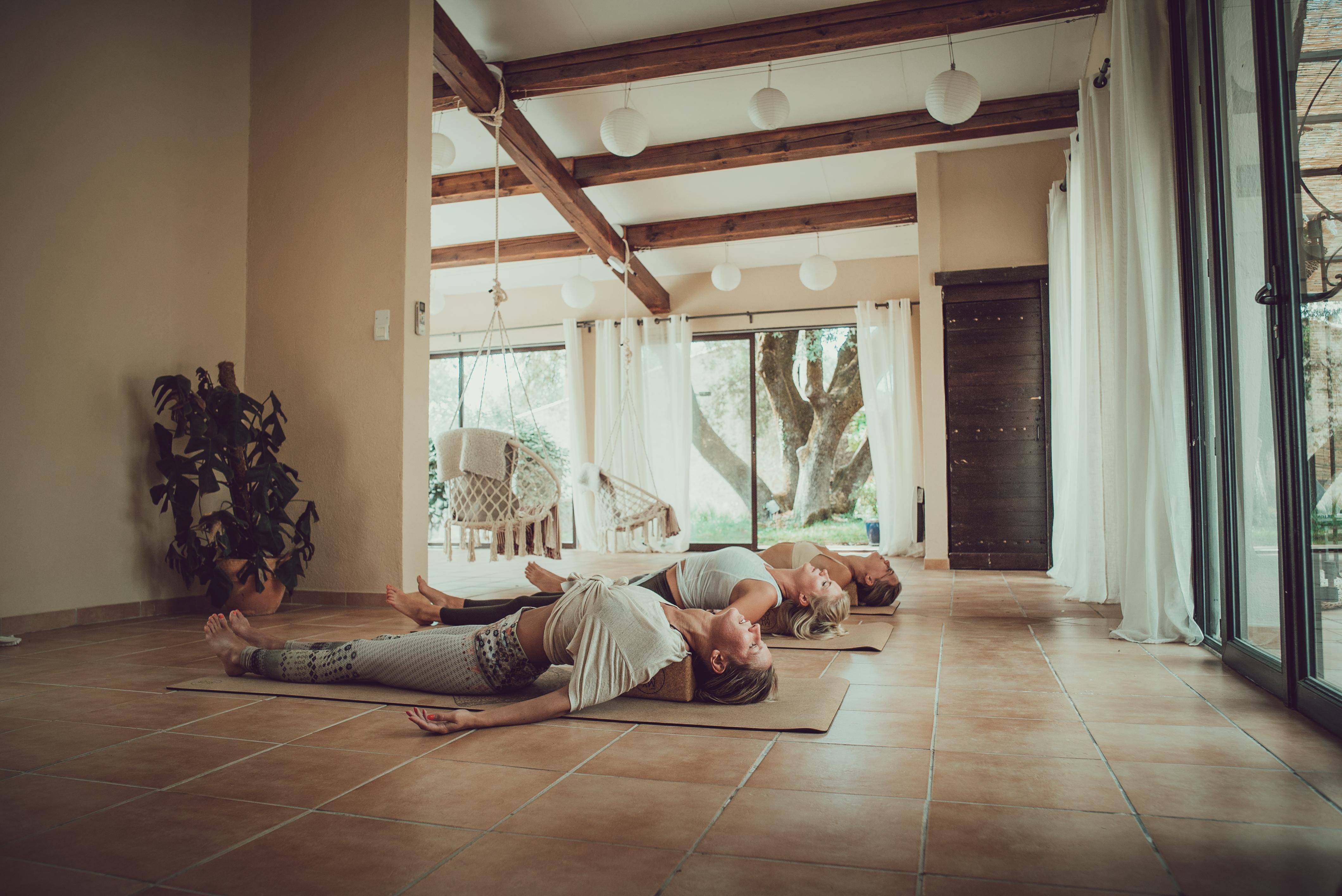 Yoga Retreat - Provence
