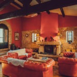 Red room - Bastide Avellanne