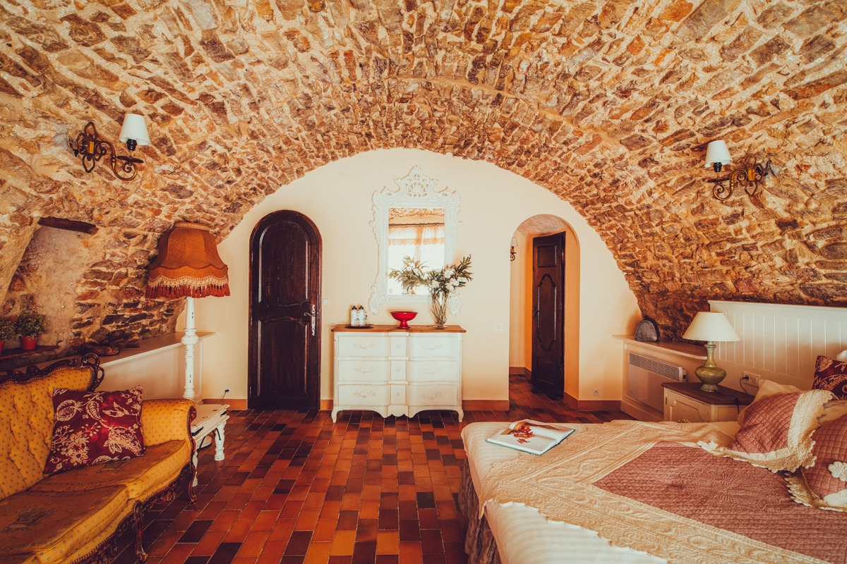 Luxurious suite - Provence Bastide Avellanne